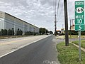 2018-10-02 12 58 22 View north along New Jersey State Route 168 (Mount Ephraim Avenue) between Fairview Street and Woodlynne Avenue along the border of Camden and Woodlynne in Camden County, New Jersey.jpg