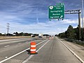 2018-10-19 14 51 47 View east along Interstate 66 at Exit 55 (Virginia State Route 286-Fairfax County Parkway, Springfield, Reston, Herndon) in Fair Lakes, Fairfax County, Virginia.jpg