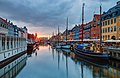 2018 - Nyhavn on sunset.jpg
