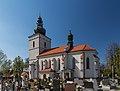 2018 Powiat pszczyński, Pawłowice, Kościół św. Jana Chrzciciela 09.jpg