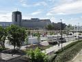 2019-05-12 Umbau Bahnhof Cottbus (new parking lot).png