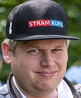 Rasmus Paludan Danish politician and lawyer