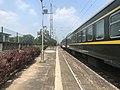 201906 Coaches of K1073 on Platform 1 of Lukoupu Station.jpg