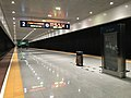 201908 Platform 1,2 of CR Shuangliu Airport Station.jpg
