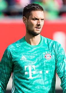 Sven Ulreich German footballer