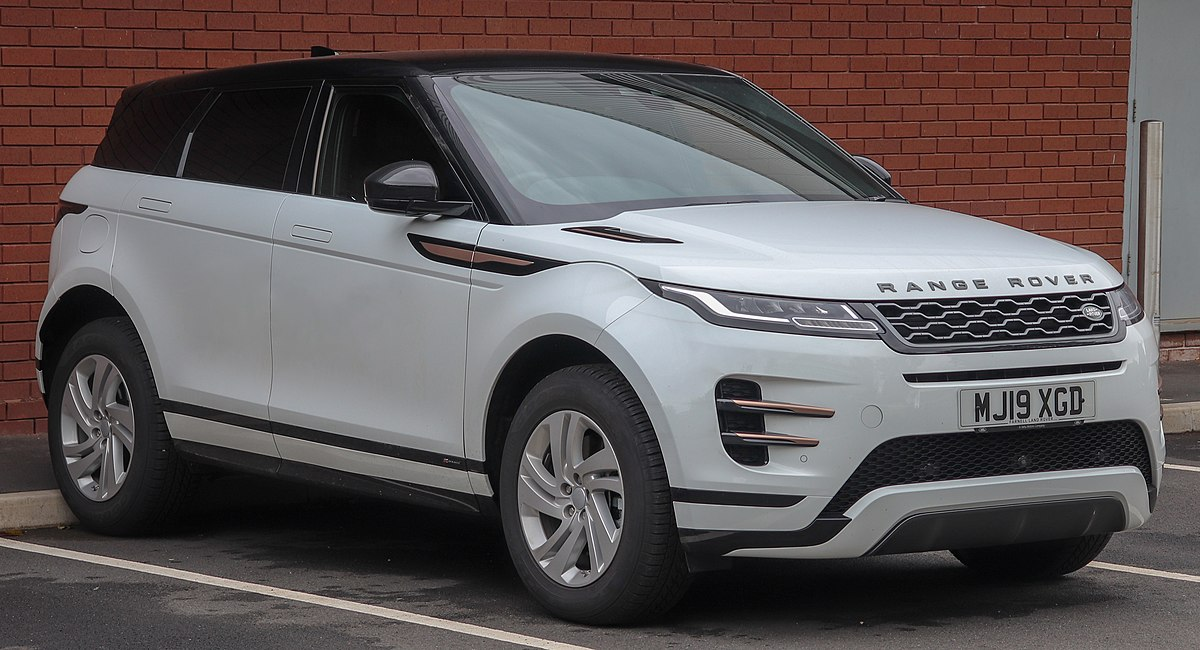 Remarkable Range Rover Evoque Wikipedia Alphanode Cool Chair Designs And Ideas Alphanodeonline