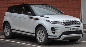 [DIAGRAM_3NM]  Range Rover Evoque - Wikipedia | Wiring Diagram Range Rover Evoque |  | Wikipedia
