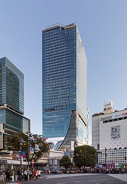 2019 Shibuya Scramble Square 1