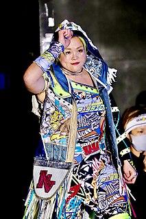 Nanae Takahashi Japanese professional wrestler (born 1978)