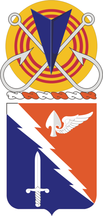 229th Aviation Regiment (United States) - Coat of Arms
