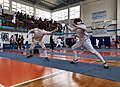 2nd Leonidas Pirgos Fencing Tournament. 6th parry by Giorgos Minas.jpg