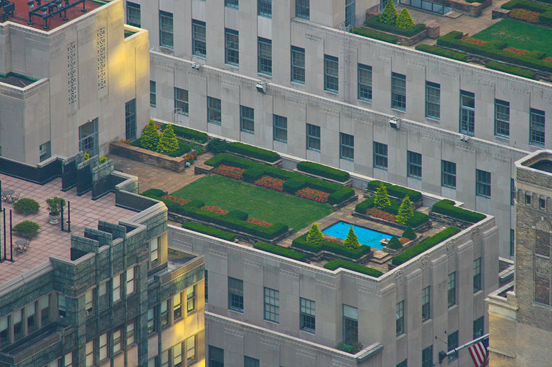 File:30 Rockefeller Center rooftop.jpg
