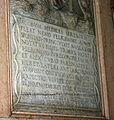 3681 - Milano, San Tomaso - Lapide Giacomo Medici Seregni †1513 & Antonia Arconati - Foto Giovanni Dall'Orto 22-Jun-2007.jpg