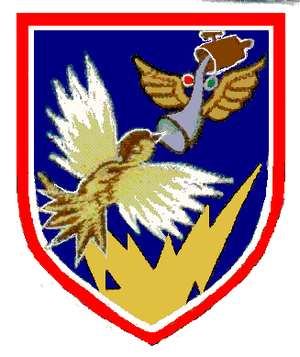 421st Air Refueling Squadron - Image: 421 Air Ref Sq (early)