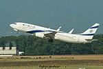 4X-EKH Boeing B737-8HX B738 - ELY (29335217723).jpg