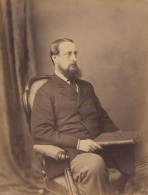 Somerset Lowry-Corry, 4th Earl Belmore - Image: 4th Earl Of Belmore