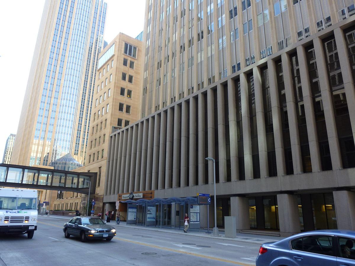 510 Marquette Building - Wikipedia