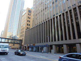 Federal Reserve Bank of Minneapolis - Today renovated past recognition, 510 Marquette was the first headquarters of the bank
