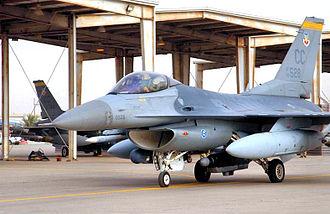 524th Special Operations Squadron - 524th Fighter Squadron F-16C Fighting Falcon 88-0528