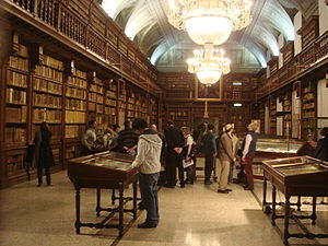 Biblioteca di Brera - The Maria Teresa Hall