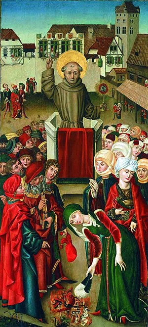 John of Capistrano - Image: 82Johannes von Capestrano