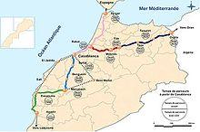 Cartina Politica Del Marocco.Marocco Wikipedia