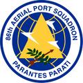 86 Aerial Port Sq emblem.png