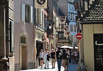 Petite France, Strasbourg - Image: 8 of 10 La Petite France, Strasbourg FRANCE