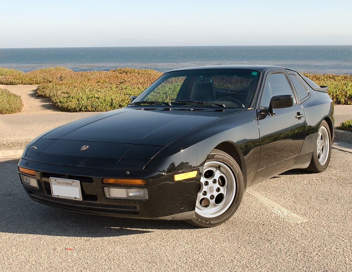 Porsche 944 Wikipedia Wolna Encyklopedia