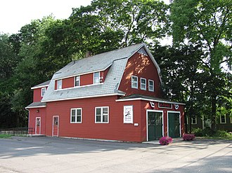 National Register of Historic Places listings in Hampden County, Massachusetts - Image: A.F.D No. 3, Agawam MA