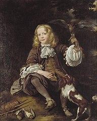 Portret van een jongen, mogelijk Cornelis van Groenendijk