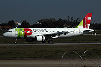 CS-TQD - A320 - TAP Portugal