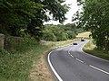 A419 past Sweethills Plantation - geograph.org.uk - 1955884.jpg