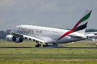 A6-EDU - A388 - Emirates