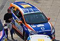 ADAC Rallye Deutschland 2013 - Fahrerpräsentation auf dem Roncalliplatz-4742.jpg