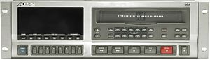 S-VHS - An Alesis ADAT XT 8-channel digital audio recorder
