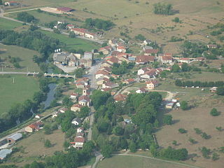 Ambacourt Commune in Grand Est, France