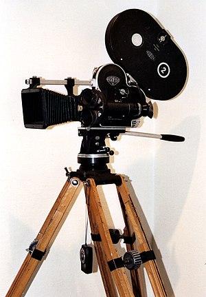 Arriflex 16SR - 16mm Arriflex 16 SR