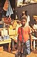 ASC Leiden - W.E.A. van Beek Collection - Dogon markets 10 - A soap stall at Mopti market, Mali 1996.jpg