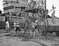 A 34694 HMS TIGER off loading stores and equipment for Naval forces in Brunei.jpg