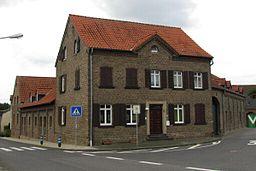 Wasserburgstraße in Rommerskirchen
