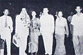 A Latief, Osman Gumanti, E Zaenah, A Hadi, Mrs Latief, and editor of Dunia Film, Dunia Film 1 Aug 1954 p17.jpg