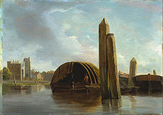 A View of Lambeth