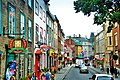 A beautifully colored street in Old Quebec - panoramio.jpg