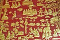 A closer view of the red-gold artwork (14604867802).jpg