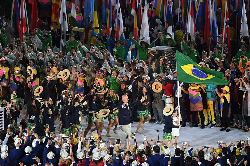 2016 summer olympics howlingpixel