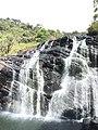 A waterfall at Horton Plains National Park.jpg