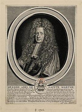 Abel de Sainte-Marthe