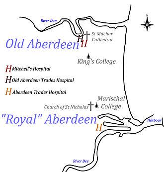 Aberdeen Trades Hospitals - Trade Hospitals in Aberdeen