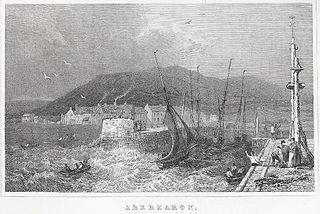 Aberearon, Cardiganshire